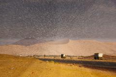 Sand Dunes   (haidarism (Ahmed Alhaidari)) Tags: nature sand highway desert dunes dune medina yanbu