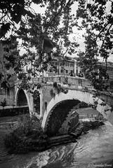 Ponte Fabricio, Rome