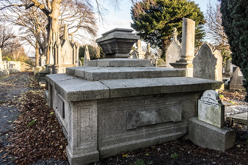Mount Jerome Cemetery & Crematorium is situated in Harold's Cross Ref-100456
