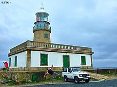 Faro de Corrubedo 2008 (adolfo_lulo) Tags: lighthouse faro phare hdr toyotalandcruiser lulo farodecorrubedo lj70 photohdr corrubedolighthouse
