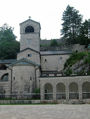 Cetinje Monastery, Montenegro (Paul McClure DC) Tags: architecture historic monastery balkans montenegro crnagora cetinje june2010