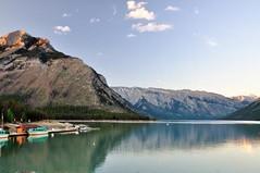 530758550456961 (arnetteheck0869) Tags: travel lake canada rockies photography canadian banff minnewanka photocontesttnc11