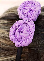 Glimpse of Malibu Purple Headband K1 P6510A-4