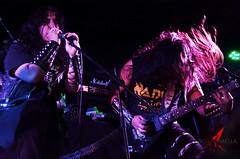 AXE BATTLER (FotoMetalRock) Tags: black sergio metal power massive axe heavy mella forces necrosis battler