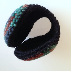 ear muffs, orejeras (Mamipaula y Pipocass Handmade) Tags: wool handmade earmuffs giftideas earwarmers orejeras winteraccesories pipocasshandmade unisexearmuffs