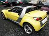 36 Smart Roadster Faltschiebedach Verdeck gbs 01