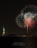 Statue of Liberty 2014 NYE Fireworks-0038