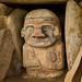 El Purutal e suas estátuas coloridas