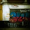 What's for lunch? (MastaBaba) Tags: españa dog wall penis graffiti hotdog sevilla spain dick sandwich seville espana ios icloud 20141226