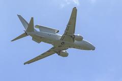 RAAF E-7A Wedgetail-1822 (Craig Hall Photography) Tags: aircraft aviation military jets planes boeing airforce raaf radar wedgetail aewc e7a
