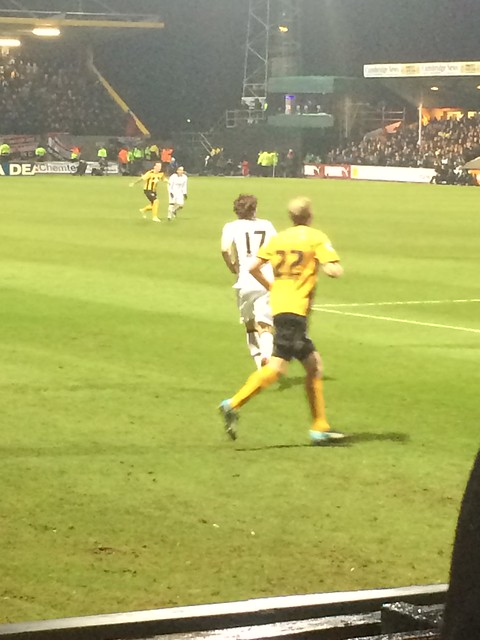 Cambridge United V Manchester United Abbey Stadium Cambridge Jan 2015 Z