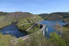 Urfttalsperre (claudin) Tags: germany deutschland dam eifel staumauer rur nationalparkeifel urft urftalsperre