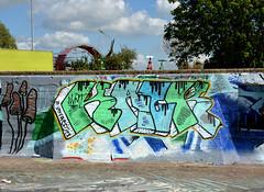 graffiti amsterdam (wojofoto) Tags: holland amsterdam graffiti nederland netherland kalk ndsm wolfgangjosten wojofoto