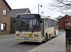 SIL 1895: McColl, Dumbarton (originally R941 XVM) (chucklebuster) Tags: manchester volvo south ps alexander stagecoach mccoll b10m gmbuses sil1895 r941xvm