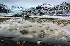 Svnafellsjkull (Fabio tomat) Tags: blue winter mountains ice water iceland nikon glacier icebergs ghiaccio ghiacciaio islanda icerocks svnafellsjkull fabiotomat
