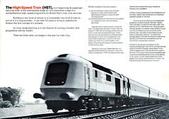 speed for the seventies 3 (smallritual) Tags: apt 1973 britishrail intercity hst highspeedtrain advancedpassengertrain