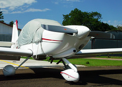 The RV (Antônio A. Huergo de Carvalho) Tags: airplane aircraft aviation vans rv avião aviação rv10 vansrv aviaçãogeral przoc