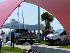 L'Harmony of the Seas quitte les Chantiers de St-Nazaire (CorcuffR) Tags: st final harmony stx seas dpart nazaire chantiers livraison