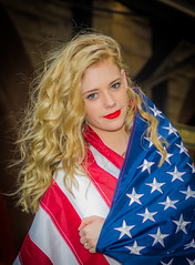 Jillian 11 (jlucierphoto) Tags: people woman cute sexy girl america patriotic blonde lovelyflickr