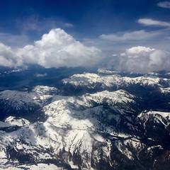 Aerial over Etna (Rosa Say) Tags: aerial etna snowcappedmountains
