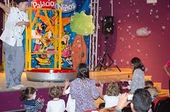 Mercazoco Octubre Oviedo  Palacio de los Niños ludoteca