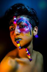 type II style 10 (Jef Harris) Tags: portrait fashion lights hands colorful shadows ottawa homestudio nikond7000