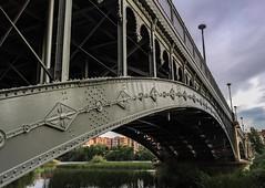 Puente Nuevo o Puente de Enrique Estevan (jc.mendo) Tags: rio puente enrique salamanca nuevo tormes estevan jcmendo