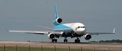Z-BVT MD-11F Avient (ChrisChen76) Tags: zimbabwe md11 manston md11f avient