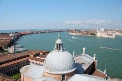 San Giorgio Maggiore (Thomas Schirmann) Tags: venice campanile venise venezia sangiorgiomaggiore giudecca