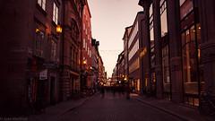 Gamla Stan, Stockholm (Juan David Martinez) Tags: stockholm sweden gamla stan longexposure streetphotography street canon canon70d photos vsco