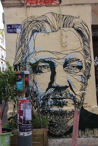 Julian Assange, by Mahn Kloix, From FlickrPhotos