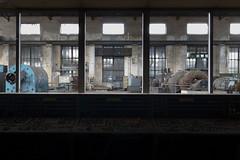 Sous contrôle (FOCUS404) Tags: urbex marode decay rusty industrial verlassen forgotten f404 bow exploration patrimoine past industrie oublié machines centrale
