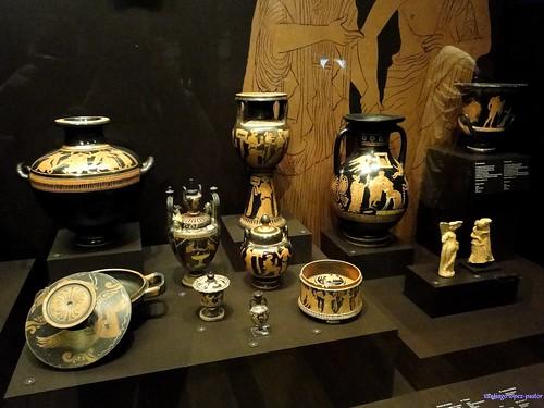 Cerámica griega (Museo Arqueológico Nacional)