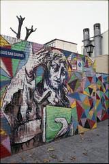 2016 (uno900) Tags: madrid street espaa art gabriel graffiti spain san arte sangabriel urbano carrion ze graffitis carabanchel graffitimadrid streetartmadrid arteurbanomadrid