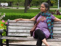 Toronto-15.10 (davidmagier) Tags: toronto ontario canada can aruna shawls