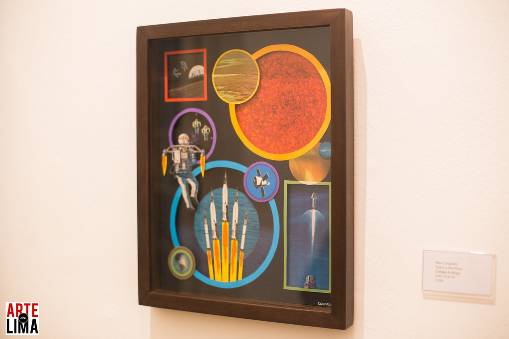 """""""Comics - Ciencia Ficción"""" en Galería Delbarrio"""