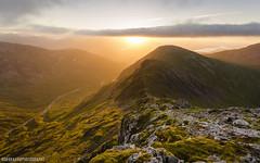 Sron Gharbh & Beyond (RobGrahamPhotography) Tags: mountain mountains sunrise canon landscape scotland landscapes highlands outdoor glencoe aonacheagach ambodach canon6d srongharbh