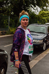 Happy from Walthamstow heading to The Color Run London 2016-8.jpg (Dave Anteh) Tags: colourmehappy the color run walthamstow running runner colour happy london croydon