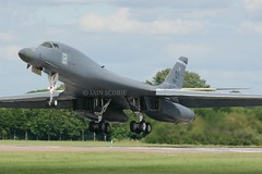 (scobie56) Tags: rockwell b1b lancer 7th bomb wing dyess afb texas 28th ellsworth south dakota air force global strike command usaf united states riat fairford 2007 2008 2009