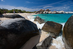 The Baths (Devil's Bay) (3scapePhotos) Tags: travel sea vacation beach island islands bay sailing devils virgin baths beaches tropical british gorda caribbean tropics bvi britishvirginislands virgingorda