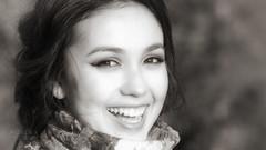 Juliana (koliru) Tags: portrait people beauty sepia canon blackwhite boke boken 6d ef70200mm