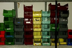 Trays (Kevin Doncaster) Tags: storage boxes sort trays sorted