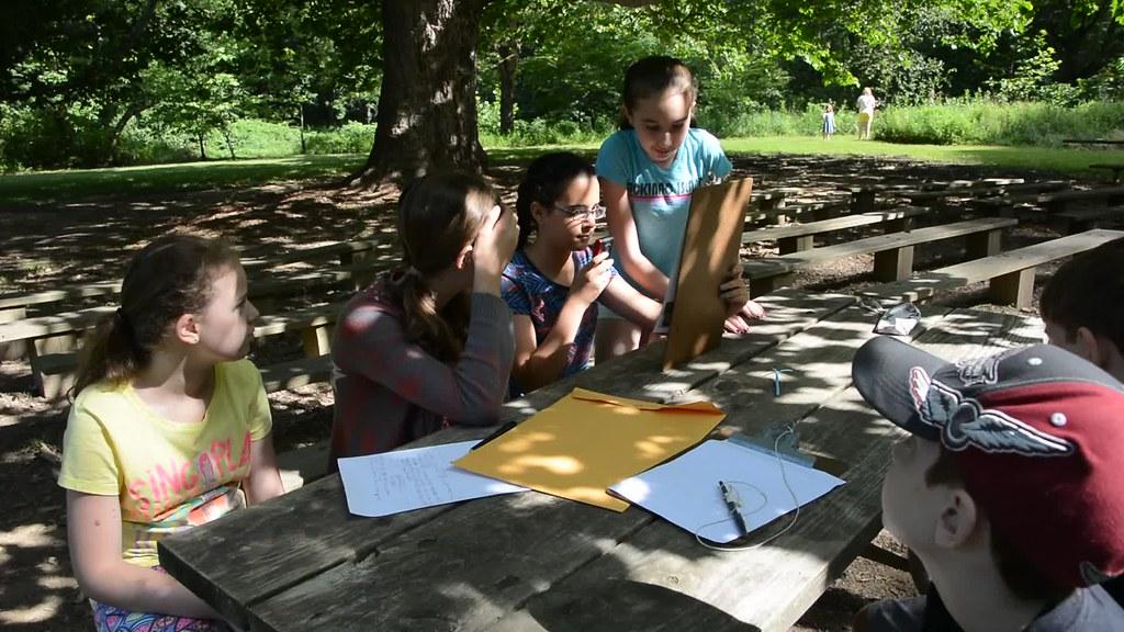Locust Grove Nature Center Summer Camp