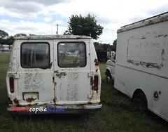 Ford Van Trailer (dfirecop) Tags: auto ford pennsylvania pa vehicle trailer van carlisle 1100 autosales harrisburgpike dfirecop lwmentzer