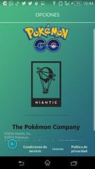 Pokemon GO Interfaz Colombia Español (ElvaghoX) Tags: en del de la colombia sony go nintendo teléfono solo download link pokemon t3 juego kitkat pokémon android descarga español pantallazo acuerdo 444 interfaz versión 2016 apk niantic 0290 aplicación disponible vinculo xperia calcula celularlo