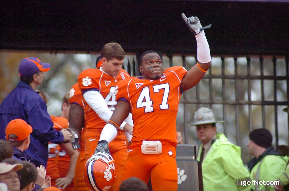 Clemson Photos: 2008, Football, Josh  Miller, South  Carolina