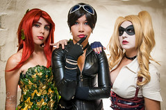 2014-11-16 - Brasil Comic Con - 0436 (cosplusup) Tags: brazil brasil dc comic cosplay ivy harley batman quinn paulo poison são catwoman con cosplayers sirens gothan