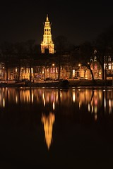 A-kerk Groningen (Marcel's gallery) Tags: night clear groningen akerk