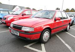 1990 Vauxhall Cavalier 2.0 SRi (Spottedlaurel) Tags: sri cavalier vauxhall mk3