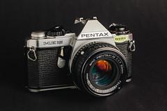 Pentax ME Super (Mateusz Molik) Tags: 35mm pentax filmcamera pentaxmesuper